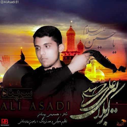 دانلود اهنگ جدید علی اسدی سرپناه