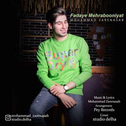 دانلود اهنگ جدید محمد زارع نسب فدای مهربونی هات