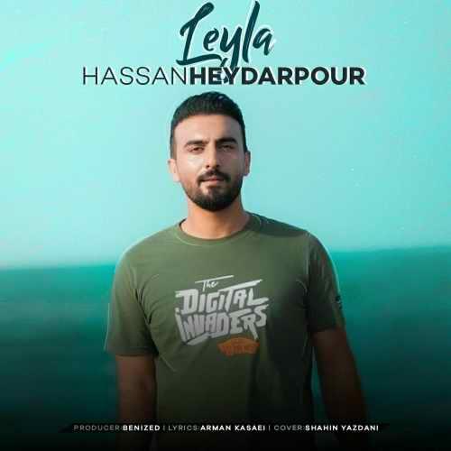 دانلود اهنگ جدید حسن حیدرپور لیلا